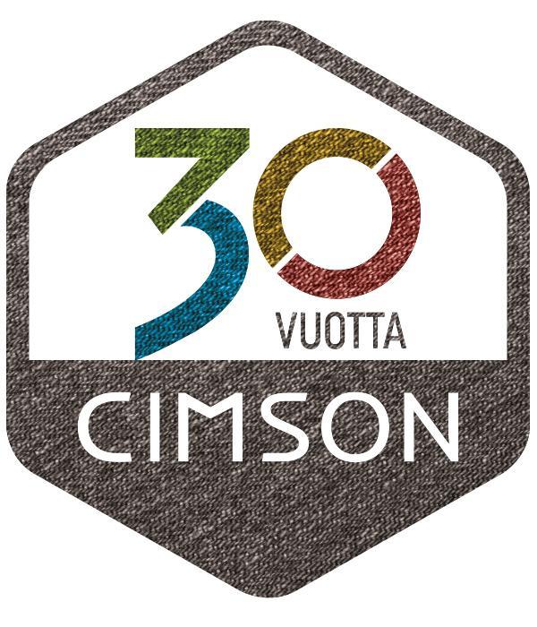 Cimson 30-vuotta